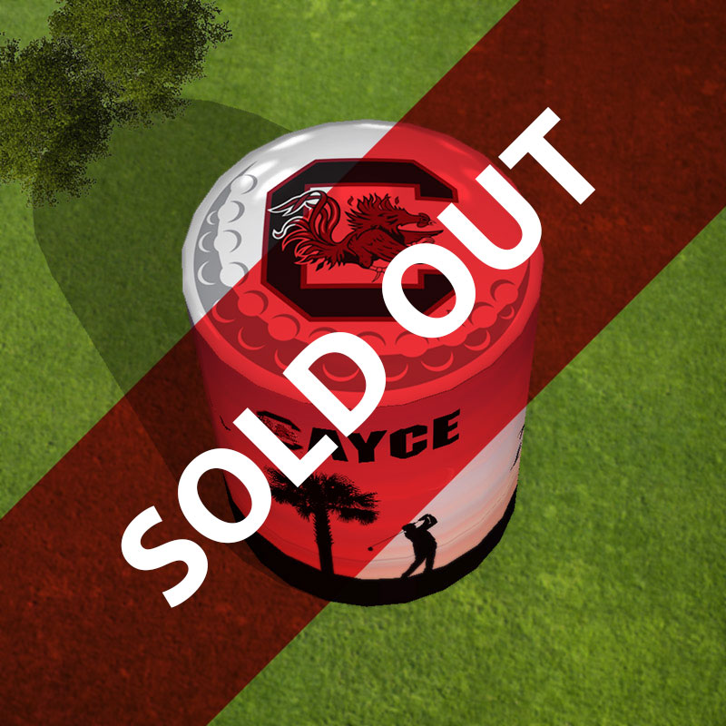 Golf Ball Top - SOLD OUT